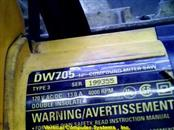 DEWALT Miter Saw DW705